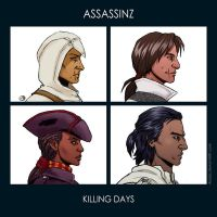 Assassinz - Killing Days by Alassa