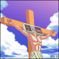 Video Game Messiah by nekokawai