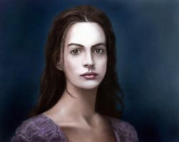 Anne Hathaway  from the movie Les Miserables by crushtested