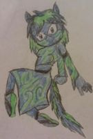 Request - Facebook Friend MLP Mobian by A5L
