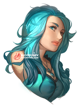 Shahar by BloodlineV