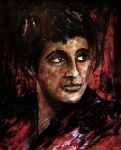 Tony Montana 2 Colour Version by amoxes