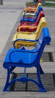 Colorful Benches 4400233 by StockProject1