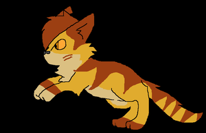 Lionblaze Run Cycle by Meepalso