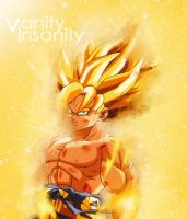 Goku Signature by Vanity--Insanity