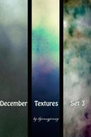 December Textures Set 3 by ibjennyjenny
