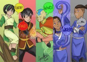 Captain Avatar by sugarfrostedhate