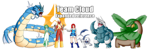 Team Cloud expanded reference by Kuurokaze