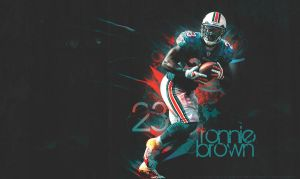 Ronnie Brown by DraftPick