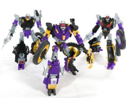 Shattered Glass Junkions Digibash by Air-Hammer