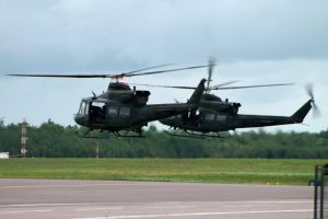 CH-146's take off by tdogg115