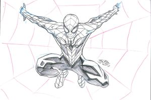 07012015 Spiderman by guinnessyde