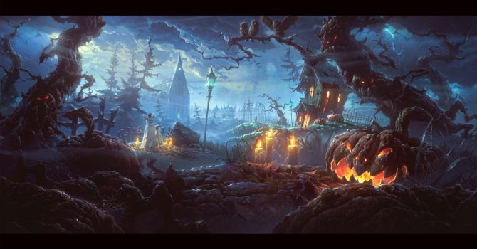 Halloween 2014 by UnidColor