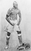Mario Balotelli by Speed Drawing Italia by Speeddrawingitalia