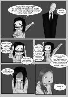 How i met Slenderman and Jeff, Part 6. by PutaRabbitYandere