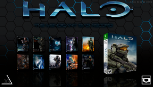 Halo: The Mendicant Bias Record by JohnGohex