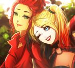 Harley and Ivy by Esther-Shen
