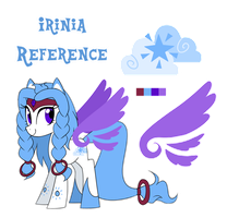 Irinia Reference by Kaji-Tani