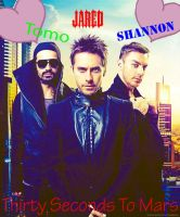 Thirty Seconds To Mars by EchelonMars14