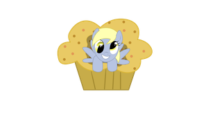 Derpy Muffin Surprise by Amana07
