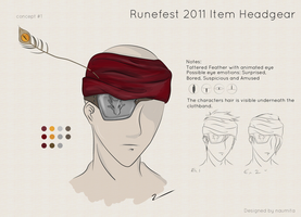 RuneFest Hat Design by Z-I-O-N