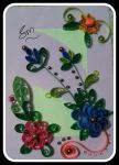 Quilling by saeedamahmood