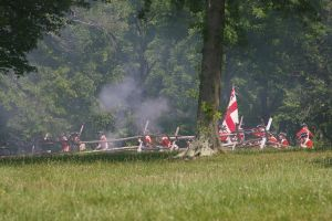 Battle of Monmouth 27 by uglygosling