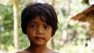 Boy From Myanmar by CitizenFresh