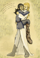 You and I will meet again | LegolasxKili by Intertwined-Destiny