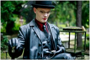 alternative dandyism by ElegantAndrogyne