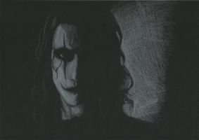 The Crow. by zuger-litiel