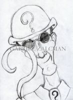 The Riddler 1 by gabo2020