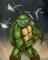 The 5th Turtle by MrTalent