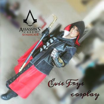 My Evie Frye cosplay by AdaWong1096