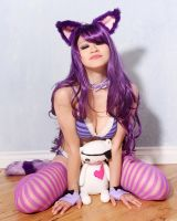 Carita Cosplay Shoot 2 by roleychiu
