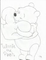 Winnie the Pooh by Beauty-To-Become
