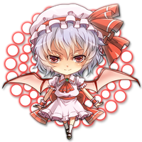 Remilia Icon by ang-era