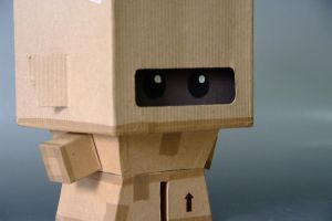 cardboy detail by Turuel