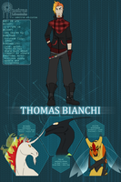 PDL: Thomas Bianchi App by Zhoid
