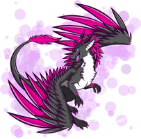 Pink and fabulous! by Enigmatic-Wolf