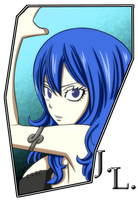 Juvia Loxar Fairy Tail by D-WTF