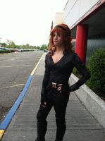 Black Widow Cosplay 2 by Cafante