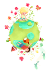 Little Planet :: by Zouap