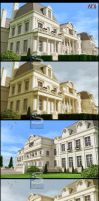 French Villa Style01 by pitposum
