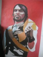 John Marston wip by gilly15
