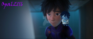 [Request] Hiro's Sadness by opal2116