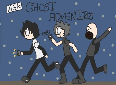 Ghost Adventures by Mattb0t