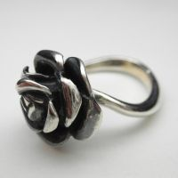 Oxidized rose ring1 by nellyvansee