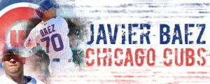 Javier Baez by CaptainSerious19