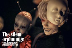Ringdoll limited doll Norman dark 2.0 4 by Ringdoll